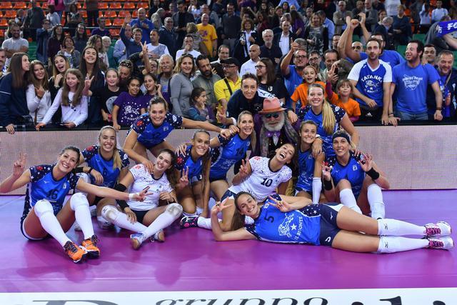 PH: Azzurra Volley San Casciano