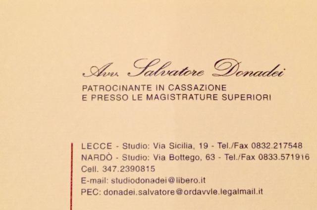 Studio Legale Donadei