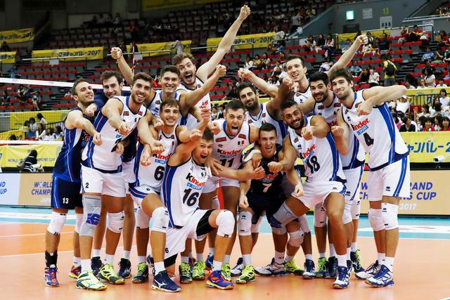 Mondiali Pallavolo Italia Calendario.Mondiali 2018 In Italia Esordio Azzurro Il 9 Settembre Con