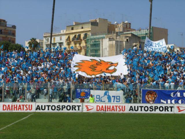 Siracusa Calcio, foto di Giornale di Sicilia