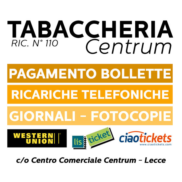 Tabaccheria Centrum