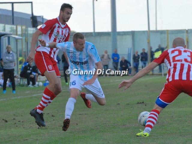 Francavilla: Albertini in azione