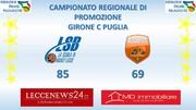 Leccenews24.it La Scuola di basket Lecce: la forza dei nervi distesi, la grinta dei momenti che contano