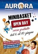 Minibasket Open Days