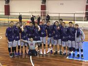 U20: C.U.S. JonicoTaranto – Aurora 86- 91