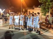 Gli U16 vincono il torneo di Mesagne